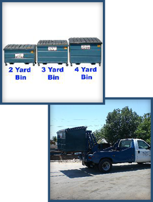 Bin Sizes & Bin Delivery